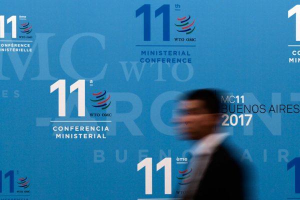 Director general de la OMC deja el cargo anticipadamente en agosto