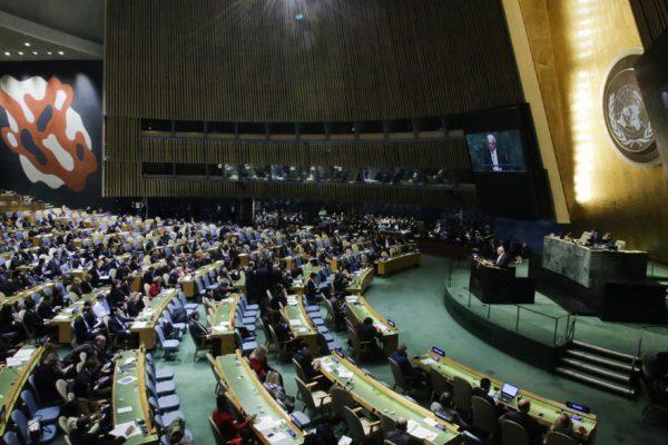 ONU: Tensiones comerciales y geopolíticas amenazan crecimiento global