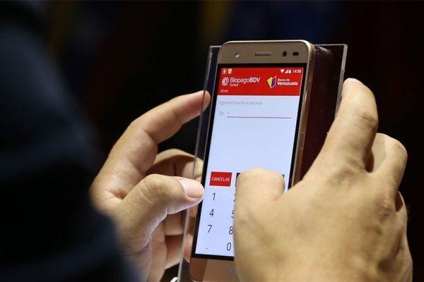 Uso del sistema de pago móvil registró incremento interanual del 50% en mayo