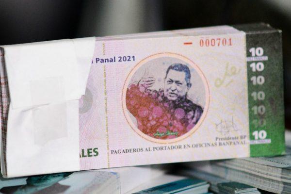 El 23 de Enero levanta su sistema comercial con moneda