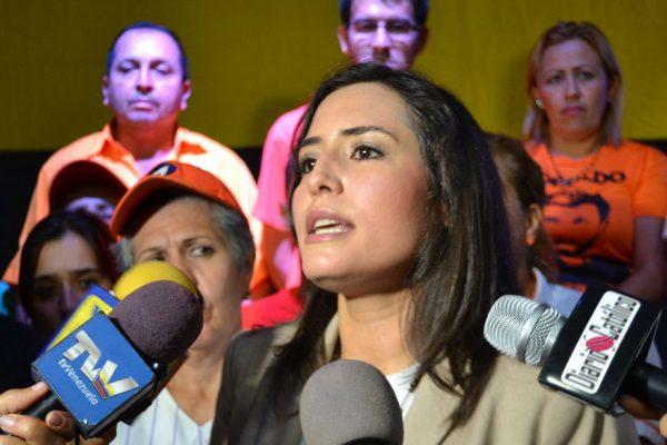 Patricia de Ceballos: «Mi familia vive una injusticia»