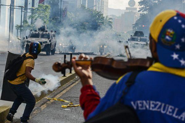 Los turbulentos años de la Venezuela de Maduro