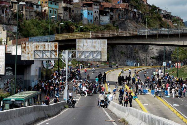 Pernil de las cenas decembrinas, chispa de protestas en Venezuela