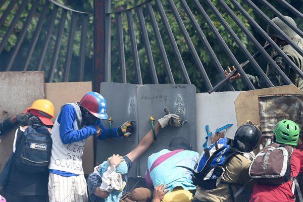 Laureano y su SOS Venezuela
