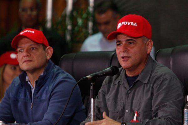 Argus: Socios de Pdvsa presionan para cambiar a Quevedo