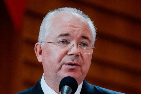 TSJ solicitará a Italia la extradición del ex presidente de Pdvsa Rafael Ramírez