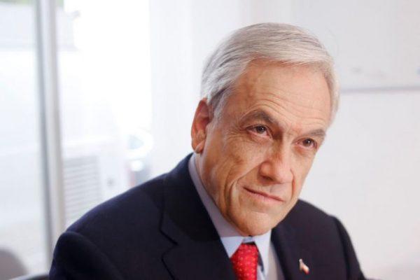 Piñera acusó a Maduro de