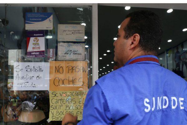 Detenidas 131 personas acusadas de «desestabilización económica»