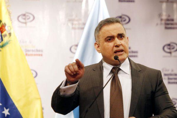 Fiscalía identificó a los autores materiales del atentado contra Maduro