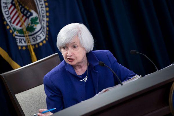Fed deja sin cambios tasas de interés de EEUU