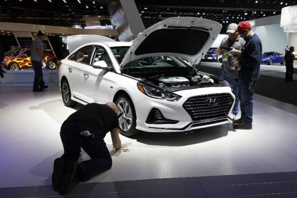 Hyundai detiene una de sus plantas por un caso de coronavirus