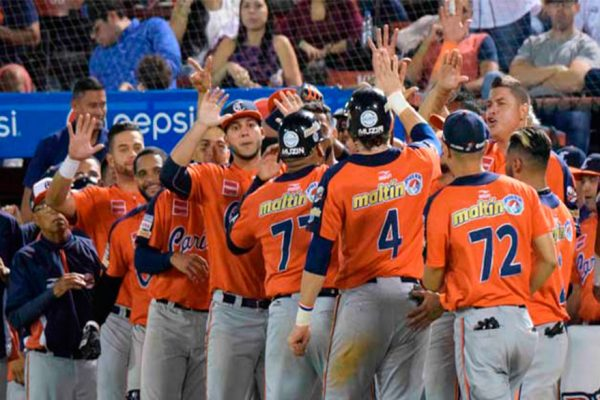 Caribes de Anzoátegui se tituló campeón de la Liga de Béisbol Profesional Venezolano