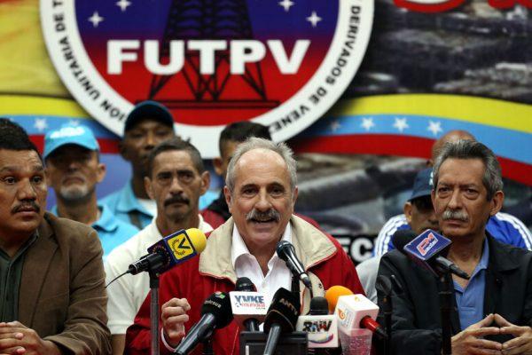 Sindicato bolivariano propone que prestaciones se paguen con petros
