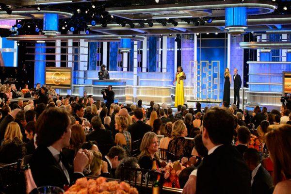 Hollywood se reúne en los Globos de Oro sin olvidar el escándalo sexual