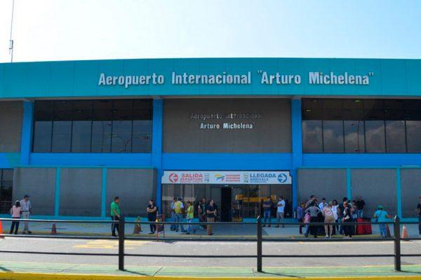 Aeropuertos de Carabobo serán administrados por la gobernación