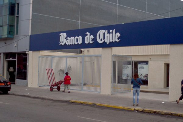 Banca de Chile gana $265 millones en febrero, una baja anualizada de 11,73%