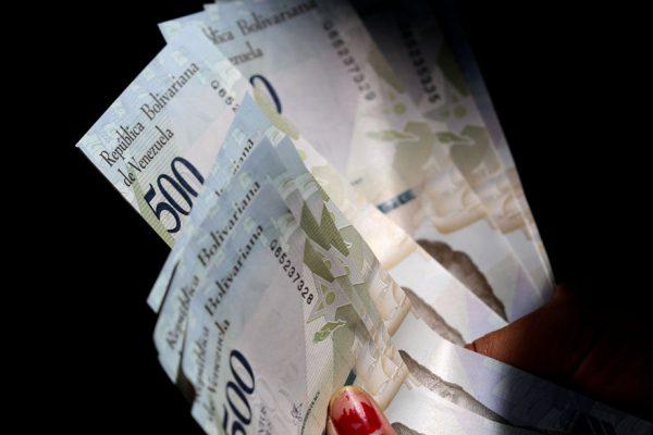 BCV aumenta circulación de billetes de Bs 500 y Bs 1.000