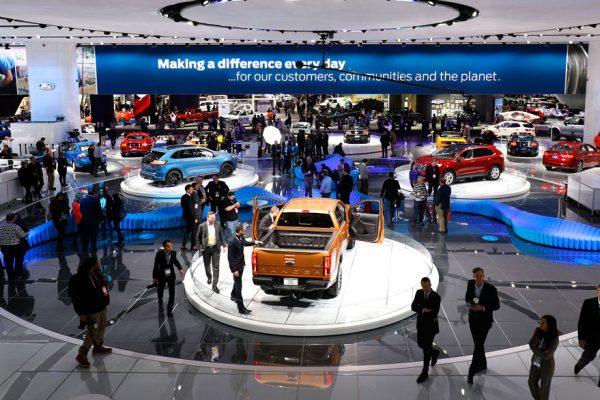 Salón de Detroit abre con incertidumbres sobre el sector automovilístico