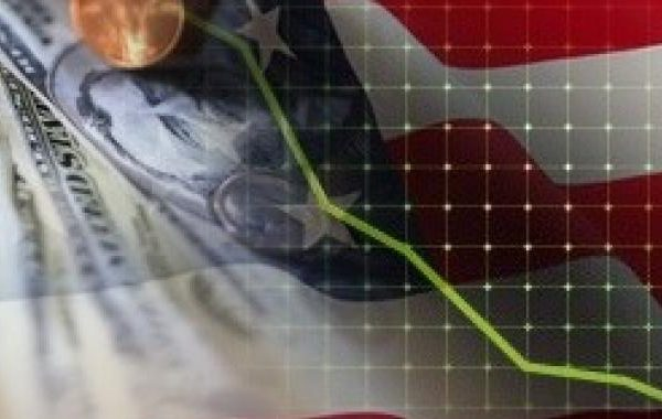 PIB de EEUU se contrajo menos de lo calculado un 31,7% en el segundo trimestre