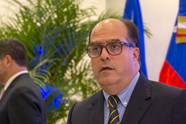 Julio Borges ante el Grupo de Lima: Solo falta rematar la faena