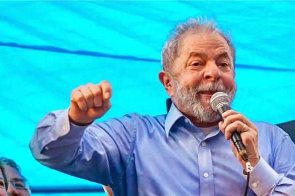 Lula lanza desde la cárcel su candidatura para la presidencia