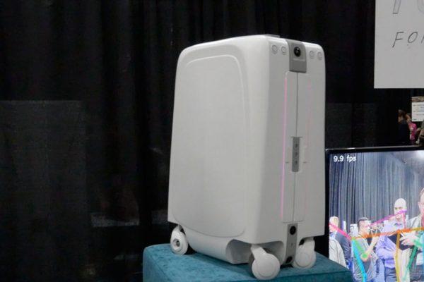 Una nueva maleta autónoma y otras novedades del CES 2018
