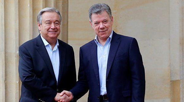 ONU apoyará esfuerzos de Colombia para ayudar a venezolanos