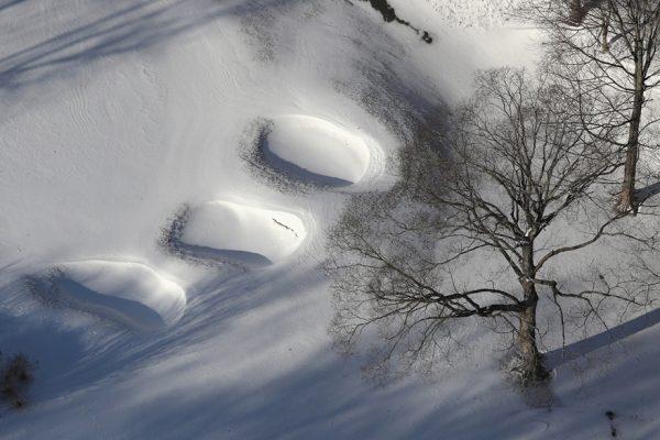 España libra batalla contra la nieve antes de una histórica ola de frío
