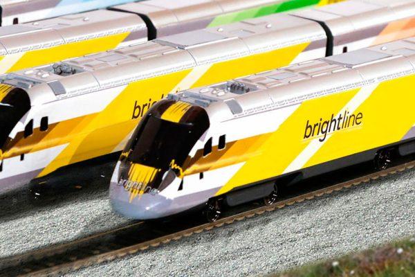 Tren de alta velocidad de Florida iniciará sus primeros viajes