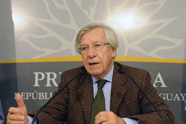 Ministro uruguayo Danilo Astori pronostica un 2018 con más inversión nacional y extranjera
