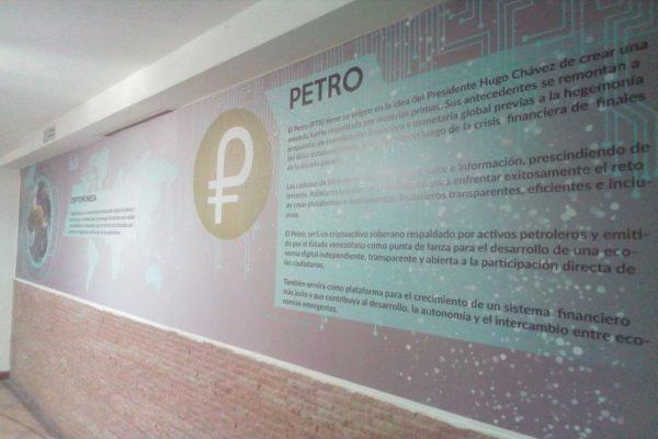 Psuv rechaza bloqueo de EEUU a criptomoneda
