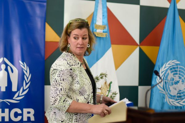 Aumento de refugiados venezolanos en Centroamérica preocupa a ACNUR