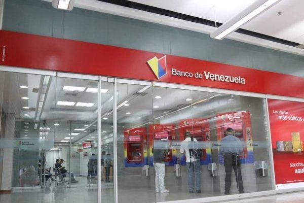 Banco de Venezuela continúa con servicios suspendidos