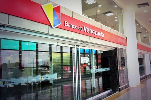 Banco de Venezuela atendió a más de 1 millón de clientes en la red nacional