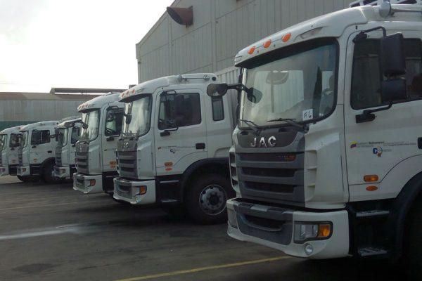 Prometen insumos y apoyo al transporte de carga en el marco de las misiones