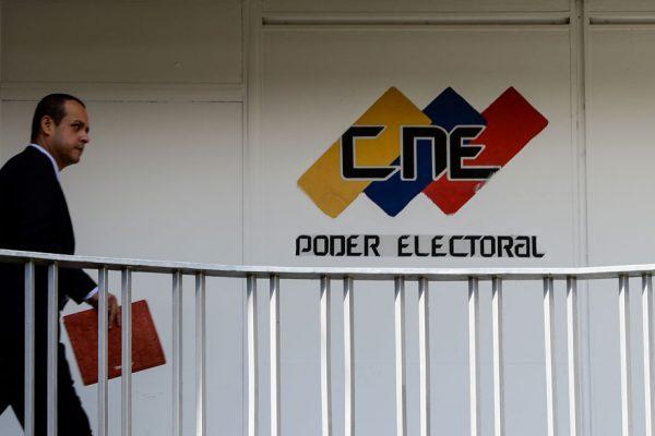 CNE proscribe a los partidos AD, UNT, Gente y Nuvipa