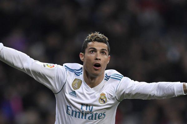 Cristiano Ronaldo producirá una serie de fútbol