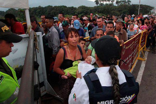 ONU: Colombia necesita ayuda ante éxodo de venezolanos