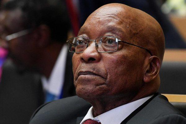 Jacob Zuma renuncia a la presidencia de Sudáfrica
