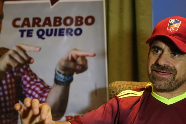 EEUU sanciona a gobernadores de Carabobo, Zulia, Apure y Vargas