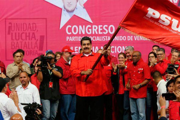 Maduro se asegura de no tener rivales chavistas en presidenciales