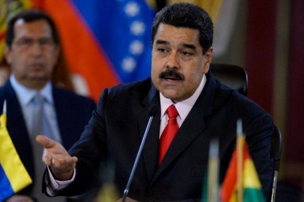 Maduro denunció que Estados Unidos ordenó a Colombia su asesinato