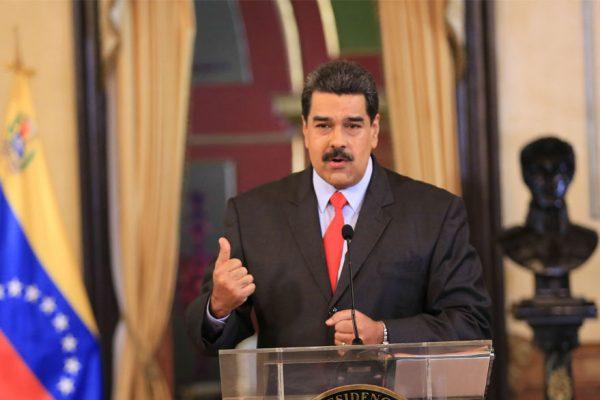 Un dron dio vuelo a las denuncias de magnicidio de Maduro