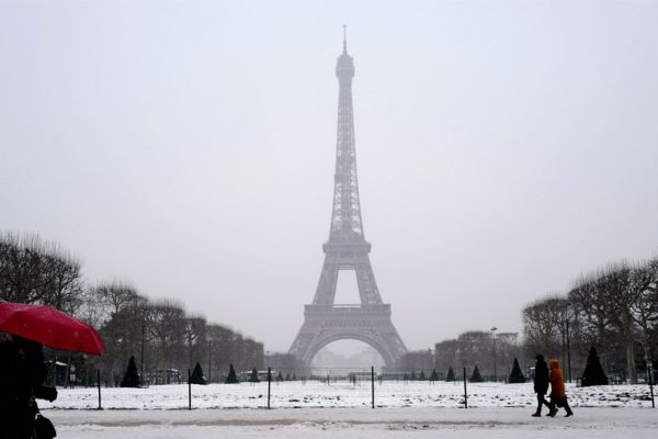 París bate récord de turistas en 2017