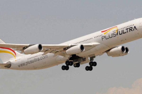 Línea aérea Plus Ultra abre ruta Caracas-Madrid