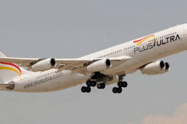 Rescate público de aerolínea Plus Ultra, ligada a Venezuela, desata polémica en España