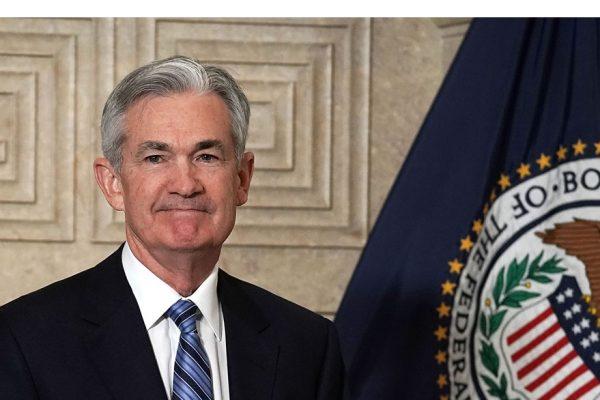 Powell asume el timón de la Fed en medio de sacudón bursátil