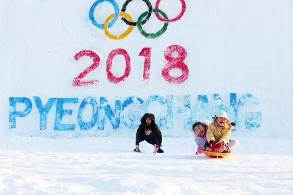 Arranca inauguración de los JJOO de Invierno PyeongChang 2018