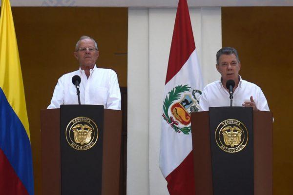 Venezuela se convirtió en prioridad de la agenda de Colombia y Perú