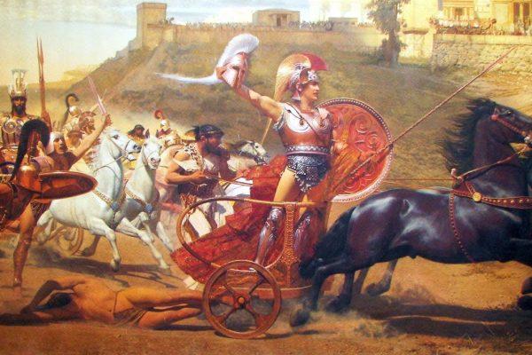 Lecciones del colapso de la ciudad de Troya para la economía